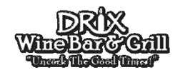 Drix Wine Bar