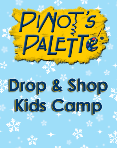 Drop & Shop Kids Camp