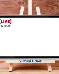 Dulles Studio Virtual Ticket