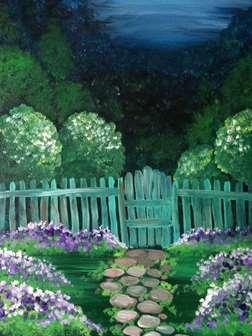East Hampton Garden