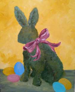 Easter Eggs for Bunny