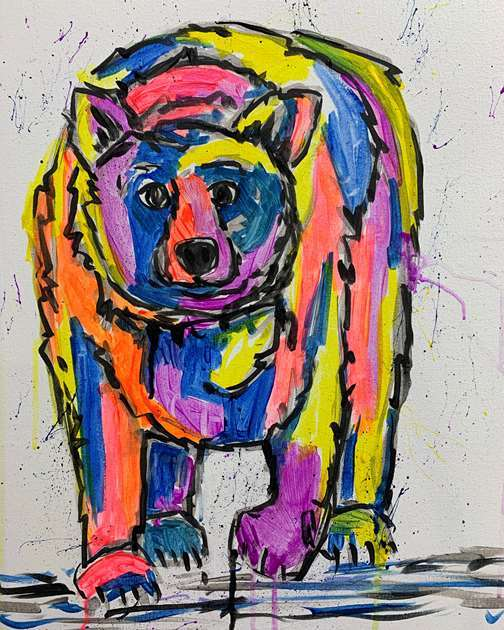 Eclectic Bear