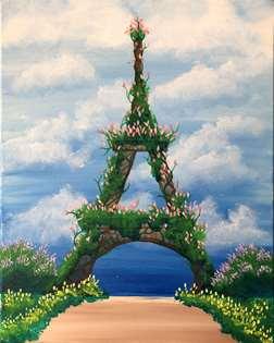 Eiffel Flowers