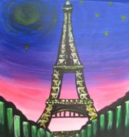 Eiffel's Tower