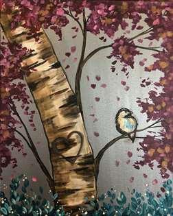 Elegant Cherry Blossoms