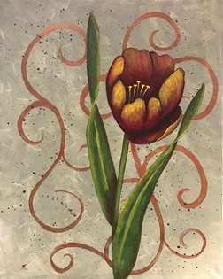Elegant Tulip