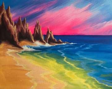"""""""emerald cliffs"""""""