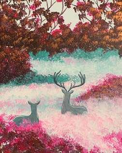 Enchanted Deer