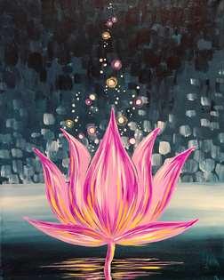 Enchanted Lotus