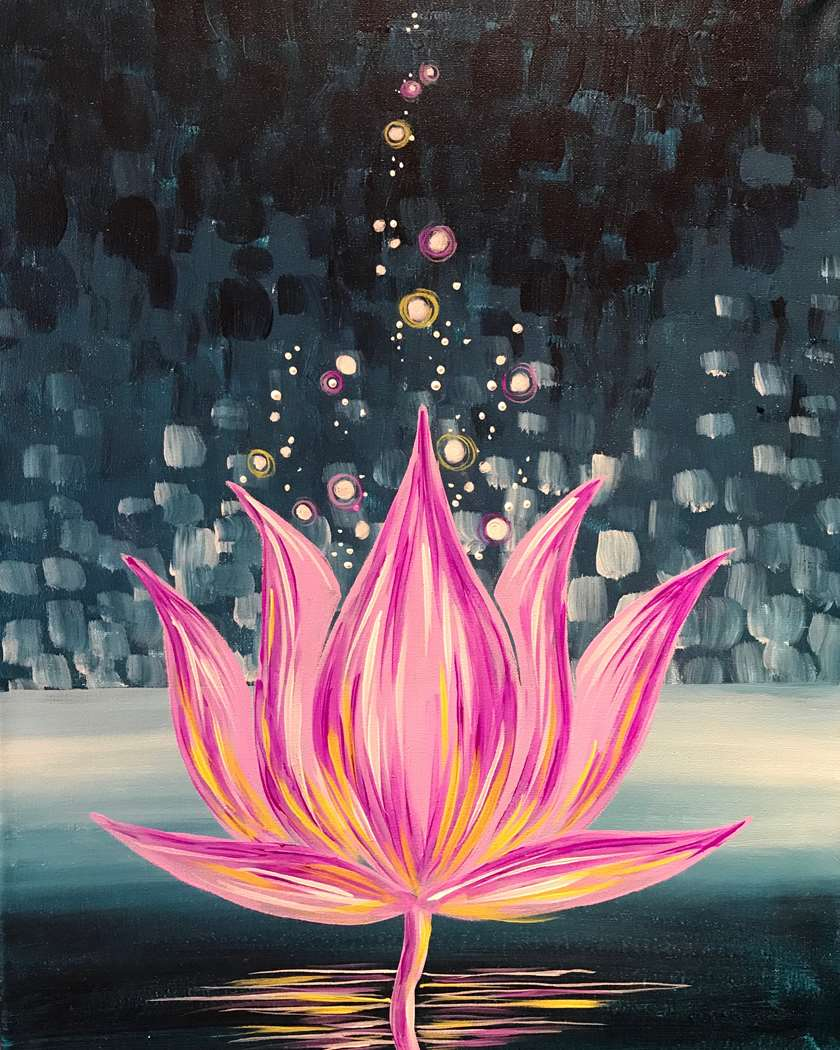 Enchanted Lotus