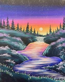 Enchanted Stream