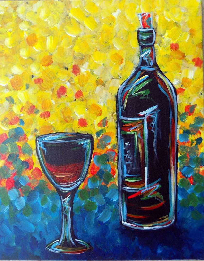Livermore Valley Wine Club Sip and Paint