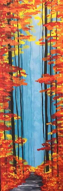 Enchanting Autumn Forest