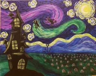 Enchanting Night