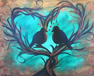 Entwined in Love
