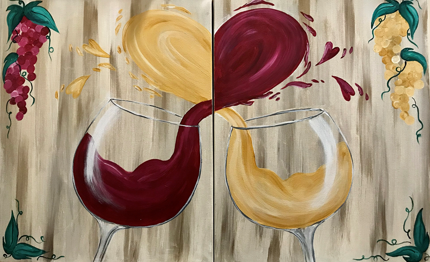 Entwined in Wine Date Night