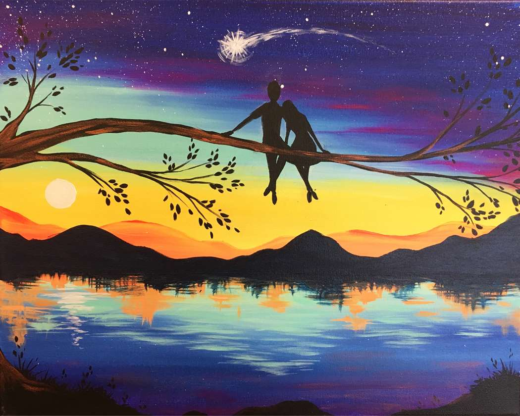 IN STUDIO CLASS: EVENING STAR - LIMITED SEATING