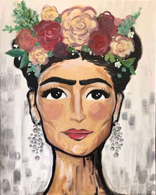 In-studio Frida Kahlo Event - Tequila specials FEATURING Frida's family Tequila !
