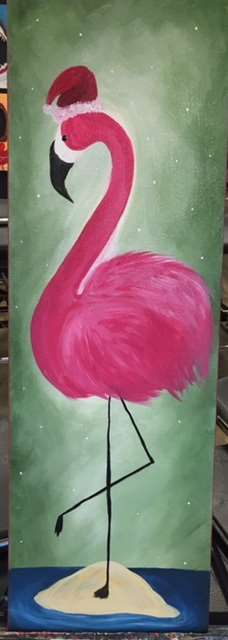 Fa La La Flamingo