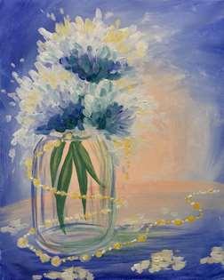 Fairy Light Bouquet