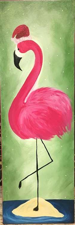 FaLaLa Flamingo