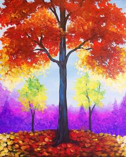 Fall Majesty