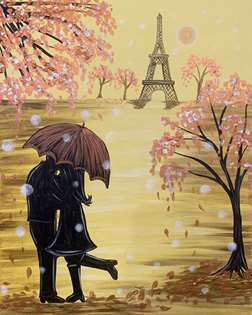 Falling for Paris