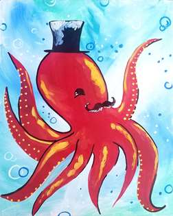 Fanciful Octopus