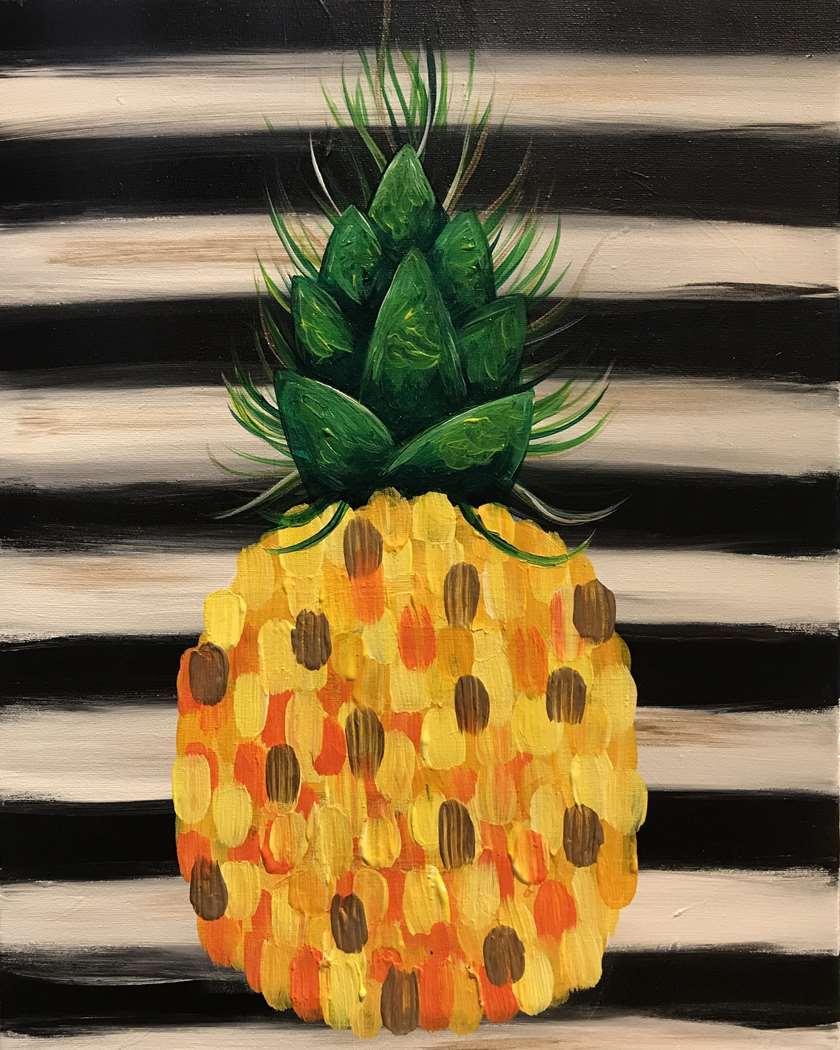 Fanciful Pineapple
