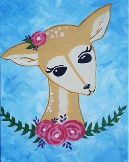 Fawn Over Me