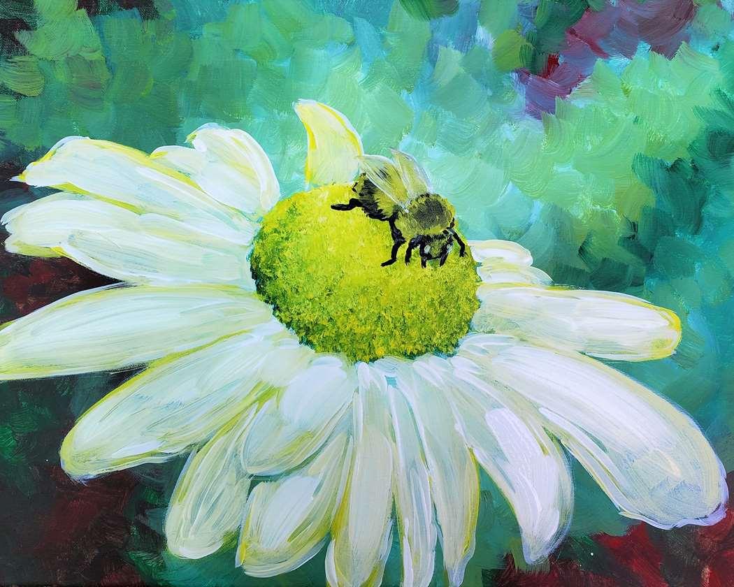 In Studio Event  - Bee-utiful Daisy