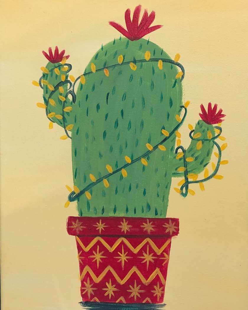 Festive Cactus