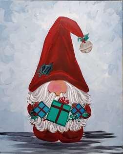 Festive Gnome