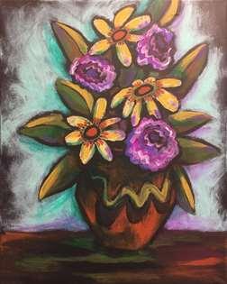 Fiesta Bouquet