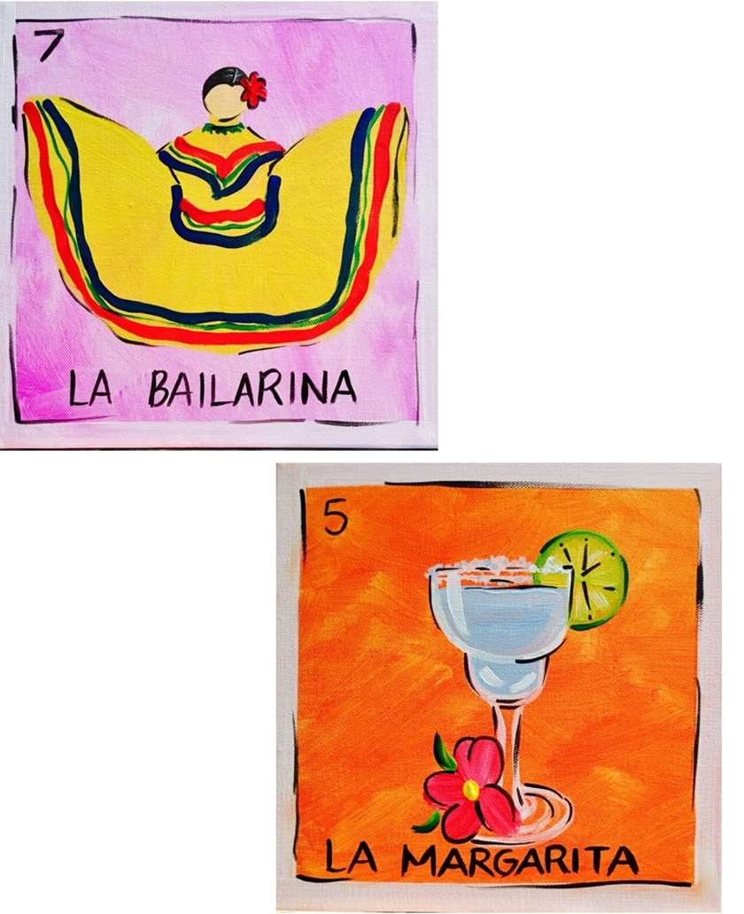 Fiesta Loteria Collection 2