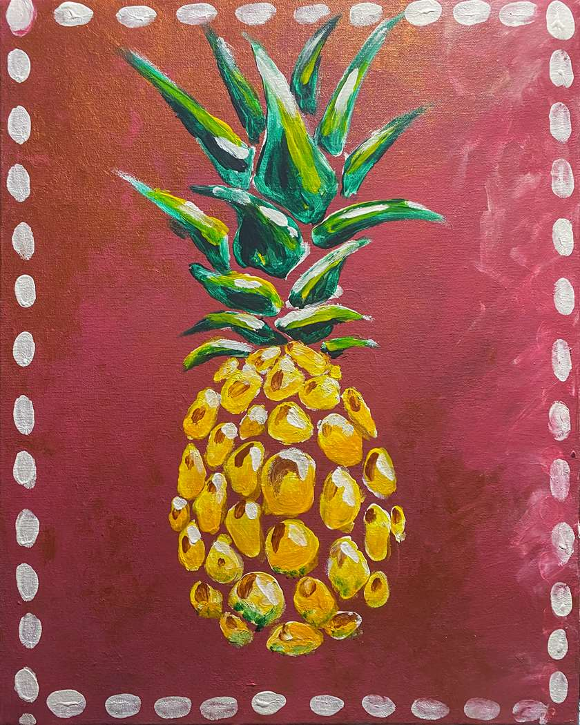 Fingerprint Pineapple