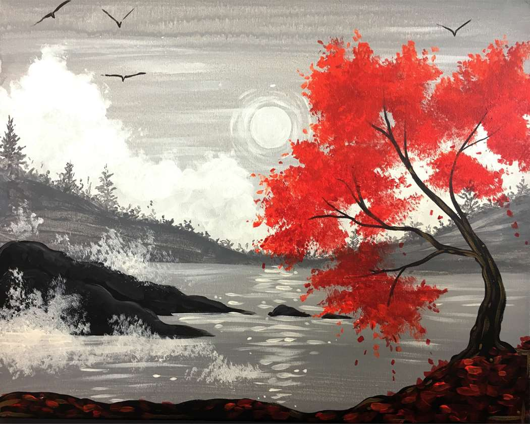 IN STUDIO CLASS: FIRE AND MIST - LIMITED SEATING