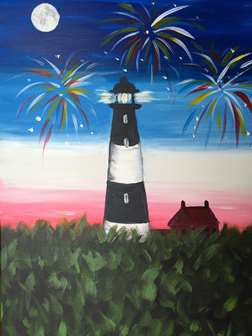 Fire Island Lighthouse Festivities