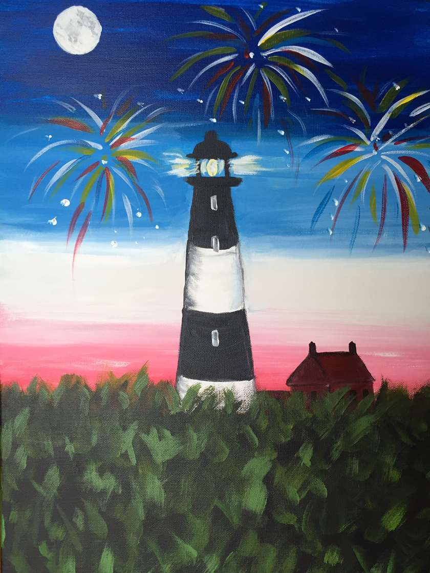 Fire Island Lighthouse Festivities