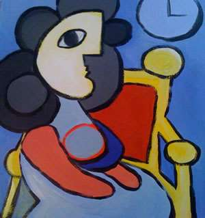 First Picasso