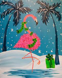 Flamingle All The Way