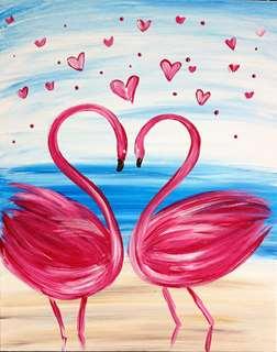 Flamingo Fun
