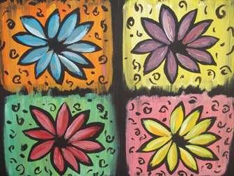 Flashy Flowers