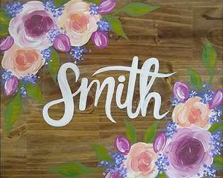Floral Family Name