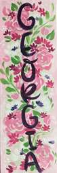 Floral Name Art