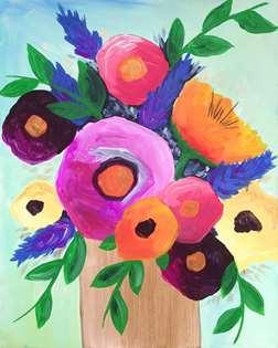 Floral Vibrance