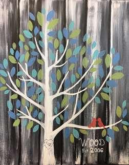 Flourishing Family Tree