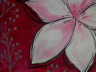 Flower In Pink