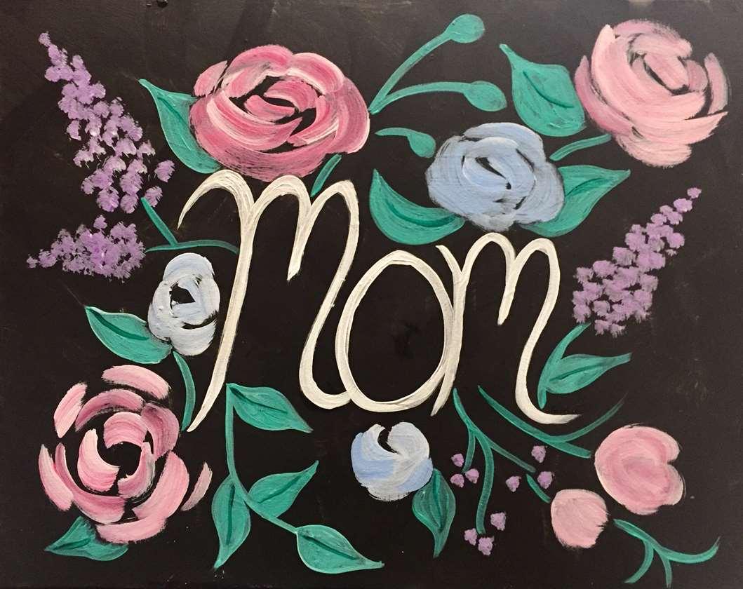 Flowers for Mom