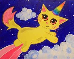 Flying Kittycorn